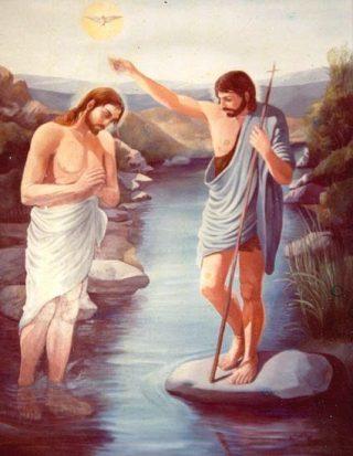Meditazione Spirituale Di Domenica 7 Gennaio 2018 Battesimo Di Gesu